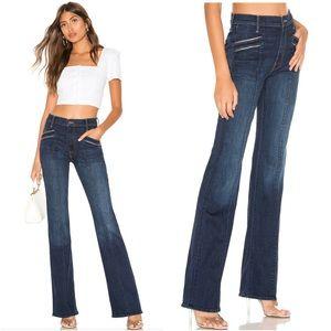 MOTHER Slant Pocket Drama Flare Leg Jeans SIZE 29